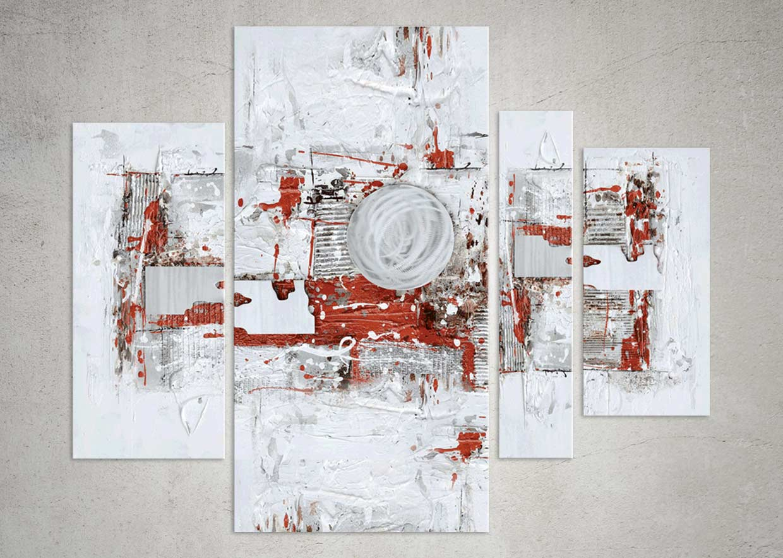 BLOCK 5 - 150x120 cm (set 4 pezzi) AG040063