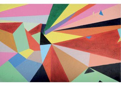 Futuro di colori 150x100cm AG080053