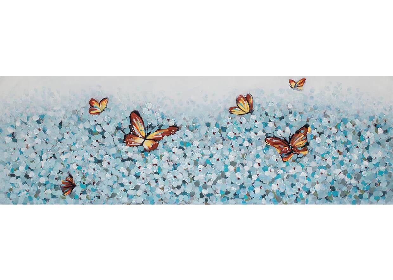 Ali e petali - 150 x 50 cm AG090046