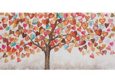 Tree of love - 140 x 70 cm AG090025