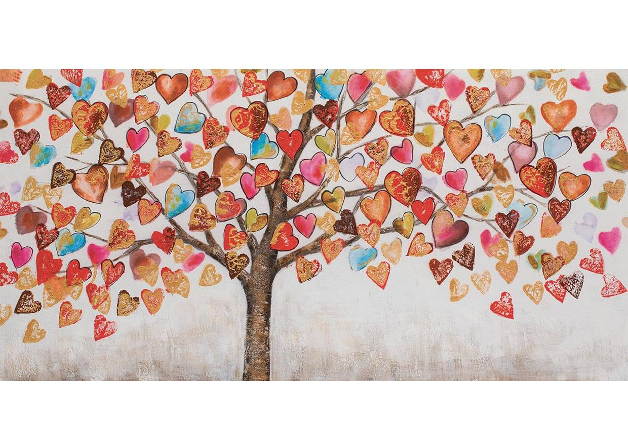 Tree of love - 140 x 70 cm AG090025
