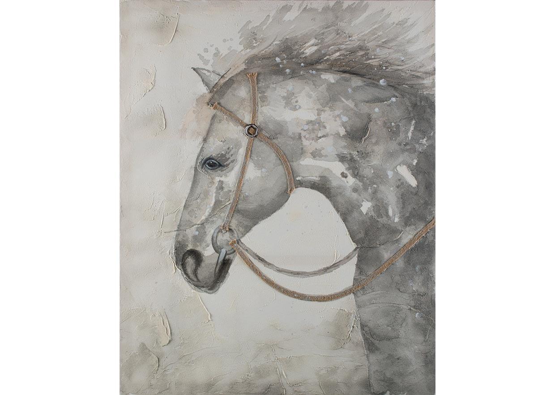 Horse - 120 x 150 cm AG090014
