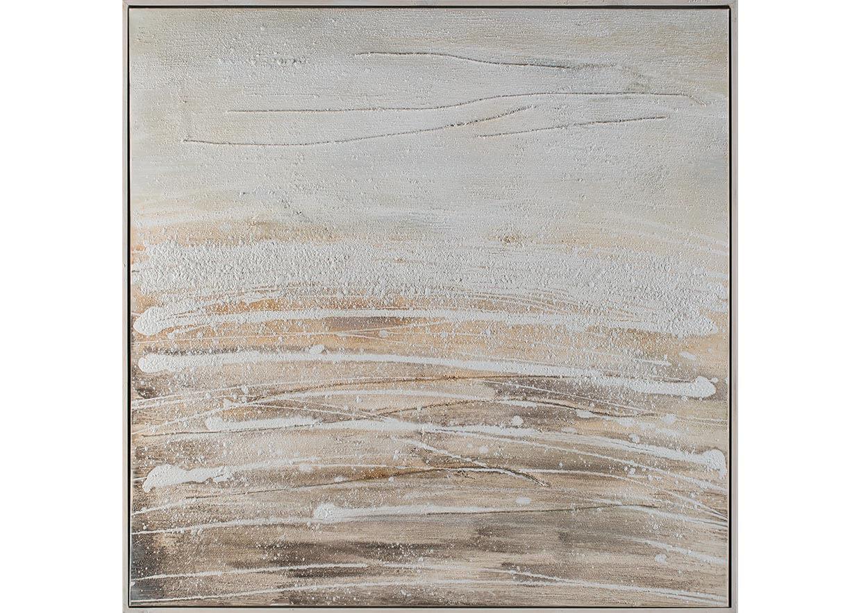 Sand - 100 x 100 cm (con cornice) AG090005