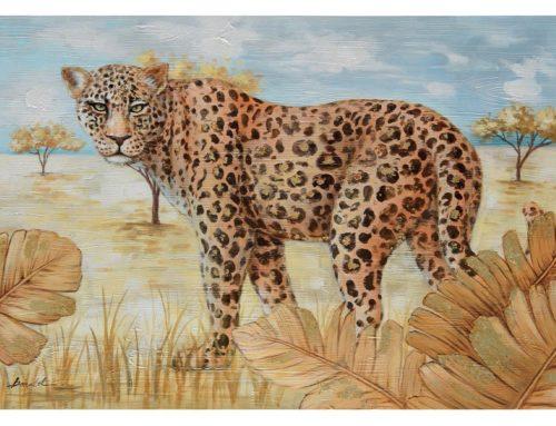 Wild eyes – 120 x 80 cm