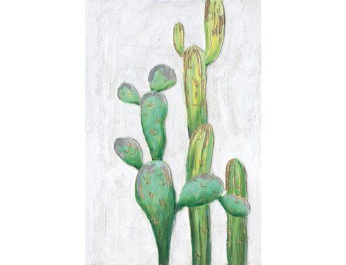 Magic cactus 1 – 60 x 90 cm