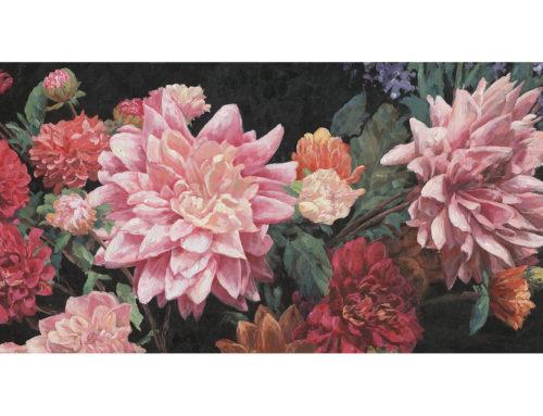 FIORI D'ORO – 140 x 70 cm