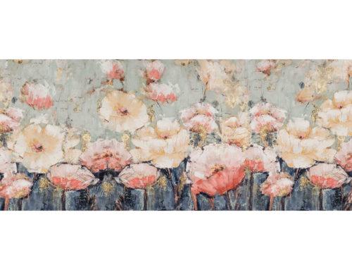 RICH FLOWERS – 150 x 60 cm