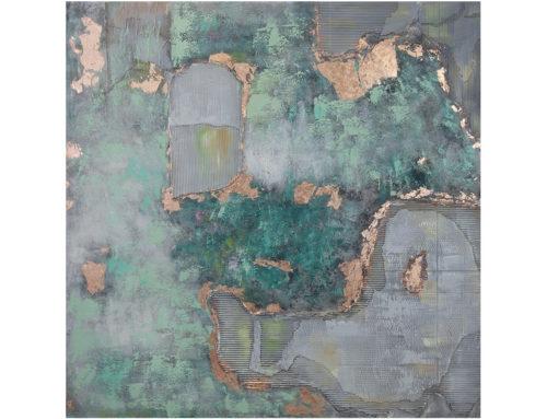 SMERALDO – 150 x 150 cm
