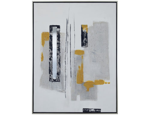BLACK AND YELLOW 2 – 60 x 80
