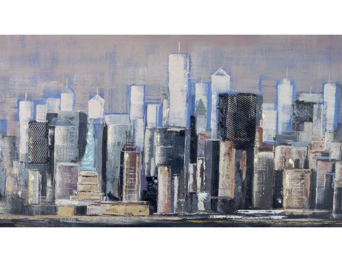 MANHATTAN SKYLINE – 150 x 80 cm